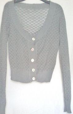 golfino donna cotone lana corto  maglia di maglieriamagica su Etsy, €32.50