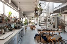 transformer garage en habitation | La conversion d'un entrepôt en habitation (16)