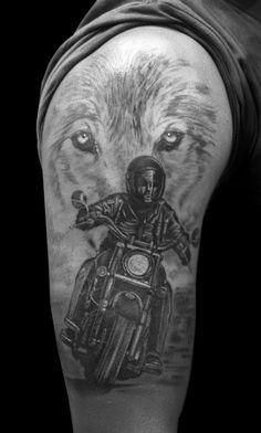 harley davidson wolf - Google Search