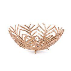 Bol feriga ROSE GOLD, 31,25x12,5 cm Decorative Bowls, Rose Gold, Home Decor, Homemade Home Decor, Decoration Home, Interior Decorating