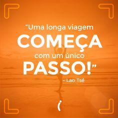 O mais importante é dar o primeiro passo! :)  Com a #MovidaRentACar, você sempre está pronto para viajar!