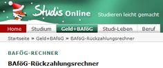 BAföG-Rückzahlungsrechner [v2.0.3] - BAföG-Rechner - Studis Online