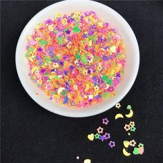 Limited Price of 10g/lot Mix Yellow Pink 3-7mm Heart Plum Shell Diamond Shape Nail Loose Sequins Paillettes Nails Art,wedding decoration confettiIf You search information for wedding shoes, then 10g/lot Mix Yellow Pink 3-7mm Heart Plum Shell Diamond Shape Nail Loose Sequins Paillettes Nails Art,wedding decoration confetti is possible make you likeBuy 10g/lot Mix Yellow Pink 3-7mm Heart Plum Shell Diamond Shape Nail Loose Sequins Paillettes Nails Art,wedding decoration confetti Right Here and… Wedding Crafts, Wedding Decorations, Wedding Dress Accessories, Wedding Shoes, Slime Craft, Diy Nails, Diamond Shapes, Color Mixing, Confetti