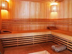 """Buy the royalty-free Stock image """"Sauna interior with wooden walls and benches"""" online ✓ All image rights included ✓ High resolution picture for print, . High Resolution Picture, Wooden Walls, Interior, Haku, Furniture, Countryside, Home Decor, Healthy Living"""
