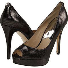 MICHAEL MICHAEL KORS YORK PLATFORM. They are so comfortable for high heels.