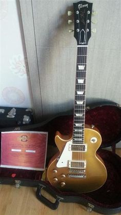 Gibson Les Paul Historic 57 Goldtop Left Handed