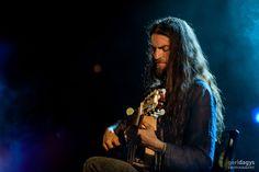 "2014 Estas Tonne @ ""Andancas Festival"", Portugal. Photo by Geri Dagys. #estastonne #festival #performance #guitar #music #gypsy #flamenco #latin #portugal #goa #meditation #atmospheric"
