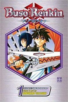 Used Buso Renkin Vol 1 English Manga