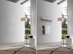 Shoe Storage Cabinets Ideas Sistema De Puertas Al Ras Con La Pared CUBBY Coleccion Cubby By BLUINTERNI