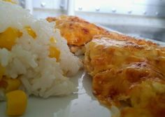 Mashed Potatoes, Grains, Rice, Food And Drink, Chicken, Ethnic Recipes, Rezepte, Apartment Master Bedroom, Living Room