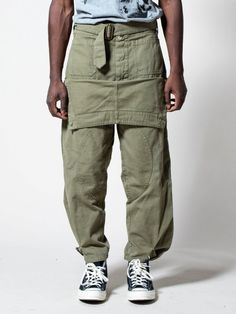 1eb4b4fc3c Buy J.W. Anderson Garment Dyed Army Trousers Online at UNION LOS ANGELES