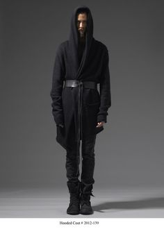Visions of the Future: NO DOUBT / JUSTIN PASSMORE FOR LARS ANDERSSON MEN'S FALL 2012