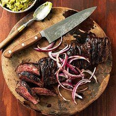 Carne Asada con Mojo  Recipe    MyRecipes