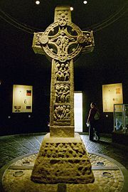 Cross, Clonmascnoise - Ireland