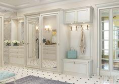 home decor recibidor 26 , 1 Mr. Bedroom Closet Design, Closet Designs, Home Room Design, Home Bedroom, Home Interior Design, House Design, Flur Design, Living Room Wall Units, Home Entrance Decor