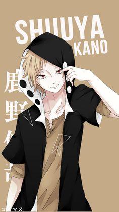 Shuuya Kano ~ Korigengi   Wallpaper Anime