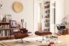 minimum - Wohnen_Lounge_Chair_Ottoman_Occasional_Table_LTR_Eames_Plastic_Armchair_RAR_Wiggle-Stool
