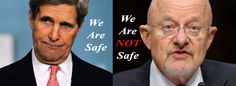 http://www.buglecall.org/87-intelligence-chief-james-clapper-contradicts-obama-administration-calling-2014-the-deadliest-year-on-record-for-global-terror  Director of National Intelligence James Clapper called 2014 the deadliest year on record for global terrorism during his February 25th testimony to the Senate Armed Services Committee.