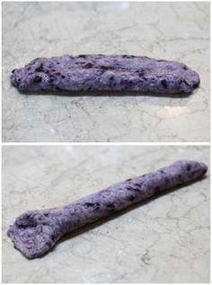 Purple Sweet Potatoes, Bread, Baking, Recipes, Food, Brot, Bakken, Essen, Backen