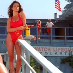 Yasmine Bleeth, Baywatch, Prime Time, Season 8, Cute Outfits, One Piece, Good Things, Suits, The Originals