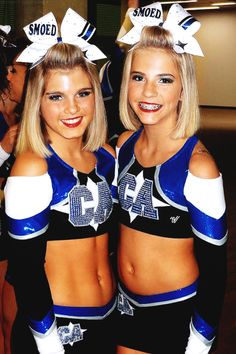 Cheerleader Hairstyles maryland twisters cheer hair this is perfect saved from beccaclarkkk Find This Pin And More On Cheer By Emmatimberlake