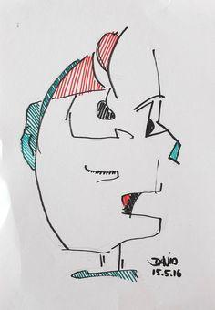 'Verwunderung' von David Joisten bei artflakes.com als Poster oder Kunstdruck $6.48