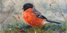 Nowy obraz Gil – ptak pastelowy :) – Monika Wiśniewska Amaviael