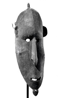 Mask, Papua New Guinea  Late 19th or early 20th century