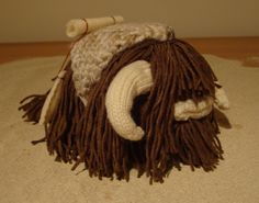 Ravelry: Bantha - Star Wars! pattern