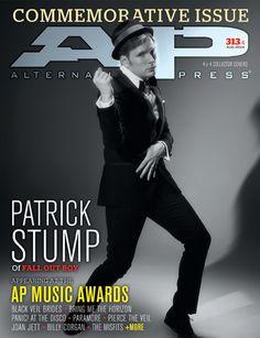 313.4 APMA; Patrick Stump