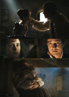 Matthew MacFadyen and Claire Foy in Little Dorrit. Another amazing BBC period drama.