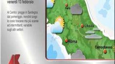 #ilmeteo per domani 13 febbraio #caltanissetta#tcsnews #previsioni #sicilia