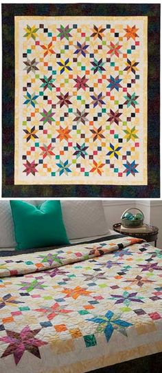 LEMOYNE MAGIC BALI QUILT FABRIC and here is a video on technique https://www.youtube.com/watch?v=6xVvXDcjThc