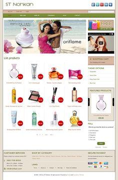 Drupal ecommerce theme