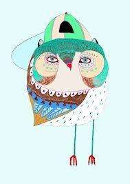 owl illustration - Google Search