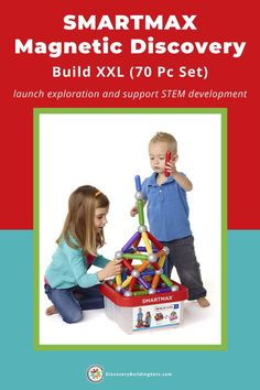 Discovery Building Sets offers magnetic blocks of all types that are safe and high-quality. Many of our magnetic building toys are also STEM building toys that support STEM development. Magnetic toys for kids are designed for constructing towers, bridges, and 3D structures. These STEM toys for toddlers launch exploration and experimentation of magnetic attraction and repulsion. Grab a set today! #DiscoveryBuildingSets Blocks For Toddlers, Kids Blocks, Toddler Toys, Kids Toys, Magnetic Toys, Block Play, Interactive Toys, Language Development, Building Toys