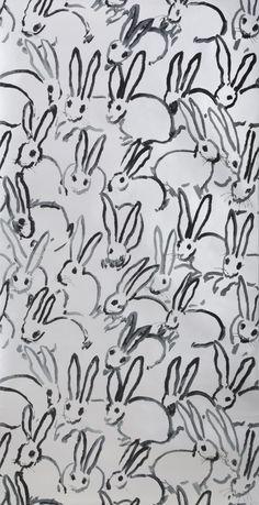 Hutch - Silver - Graphic Patterns   Kravet