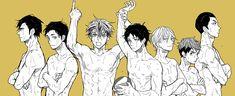 woah~ *whistles (well if I could)* sexy, sexy, raise doz arms Bokuto~ (Fukurodani) -Pandas1155 source: http://www.pixiv.net/member_illust.php?mode=medium&illust_id=46552862