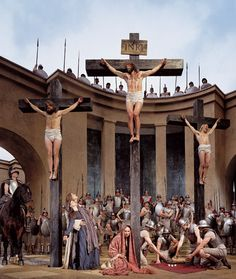 "Oberammergau Passion Play - the citizens of Oberammergau have been putting on the Passion Play for the last 400 years.  A Bucket List ""Must See""."