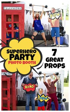 cool make up superhero | ... props we've sourced to help you create your own superhero photo booth