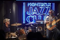 Manu Katché Richard Bona Montreux jazz festival