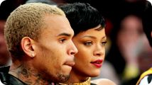 """Rih Rih stood by her """"friend"""" as he faced a judge in a probation violation hearing."""