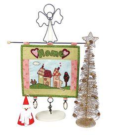 O Natal já chegou na Patch & Afins! Edição Especial de Natal ed. 89. Porta-chaves: presenteie com um porta-chaves criativo.
