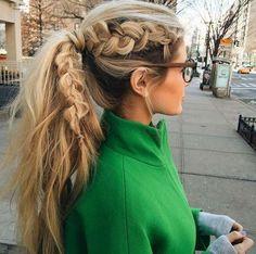 10 coiffures pour rester stylée pendant votre séance de sport - Coiffure.com