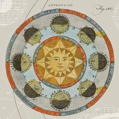 Solar Calendar Prints by Sue Schlabach at AllPosters.com