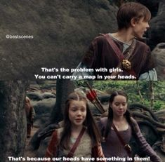 Mine and Autumn's favorite Narnia quote!