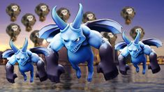 clash of clans troops - Google Search