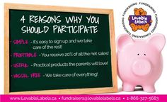 Need a Fundraiser for your childs school! Check out Fundraising program! Piggy Bank, Fundraising, Back To School, Check, Money Box, Money Bank, Entering School, Back To College, Savings Jar