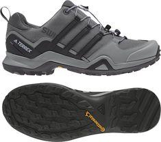 e348b0b0dc461 Adidas Terrex Swift R2 GREY THREE BLACK GREY FIVE Carbon Black