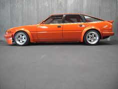 Rover SD1 track day race car | eBay